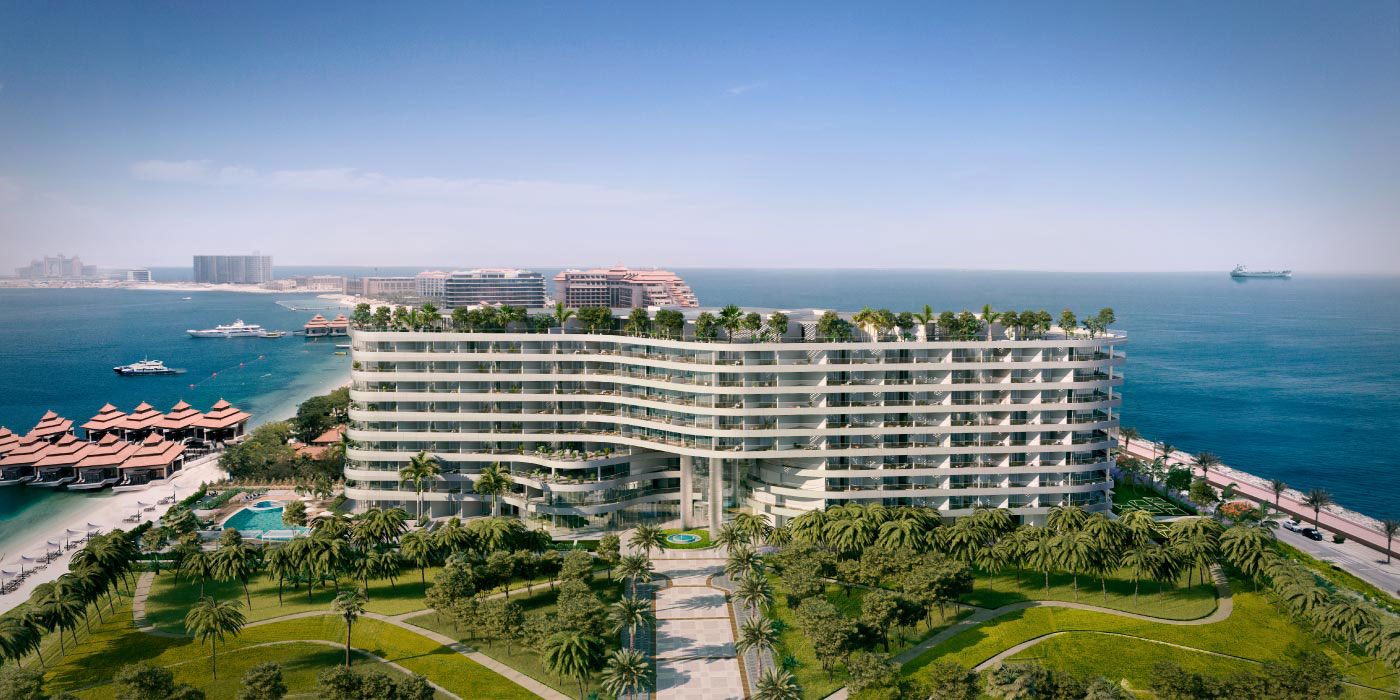 mina apartments in palm jumeirah